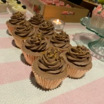 Salted Caramel Cupcakes - Cuppies n Cream